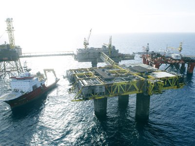 2015 Update of the Inventory of Offshore Installations
