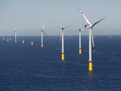 Offshore Renewable Energy Developments