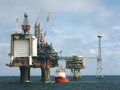Offshore Installations